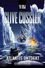 Clive  Cussler Atlantis ontdekt