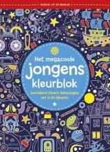 , Het megacoole jongens kleurblok