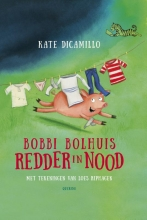 Kate  DiCamillo Bobbi Bolhuis, redder in nood