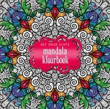 Het enige echt mandala kleurboek