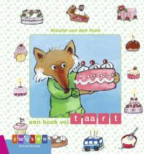 Nicolle van den Hurk Een boek vol taart