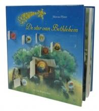Marcus  Pfister De ster van Bethlehem, adventsboekje