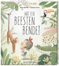 Susanna  Isern Wat een beestenbende!