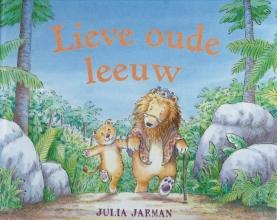 Julia  Jarman Lieve oude leeuw