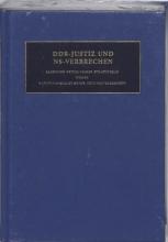 , DDR-Justiz un NS-Verbrechen IX