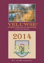 Martha  Beker-Schuite Veluwse spreukenkalender  2014