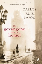Carlos Ruiz  Zafon De gevangene van de hemel - Dyslexie editie