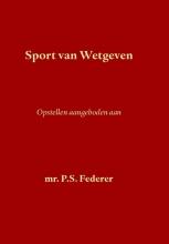 , Sport van wetgeven