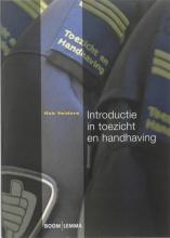 Rob Velders , Introductie in toezicht en handhaving