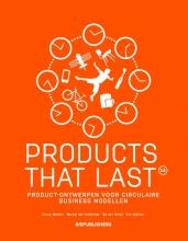Yvo Zijlstra Conny Bakker  Marcel den Hollander  Ed van Hinte, Products that Last
