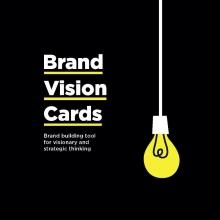 Ingvar Jónsson Dorte Nielsen, Brand Vision Cards