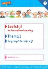 Eck, O. van / Onvlee, S. / Wessels, P. Leefstijl en levensbeschouwelijk / groep 7 / deel Werkboek