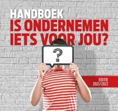 Karel Wijne Karen Romme, Handboek is ondernemen iets voor jou? 2021-2022