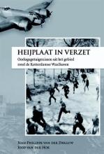 Joop van der Hor Jean-Philippe van der Zwaluw, Heijplaat in verzet