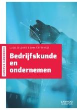 Ludo  Gelders, Dirk  Cattrysse Bedrijfskunde en ondernemen