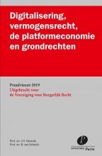Prof. Mr. J.H. Gerards Prof. Mr. B. van Schaick, Digitalisering, vermogensrecht, de platformeconomie en grondrechten