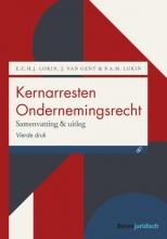 P.A.M. Lokin E.C.H.J. Lokin  J. van Gent, Kernarresten Ondernemingsrecht
