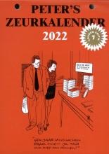 Peter van Straaten , Peter`s Zeurkalender 2022