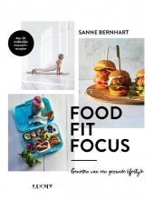 Sanne Bernhart , Food fit focus