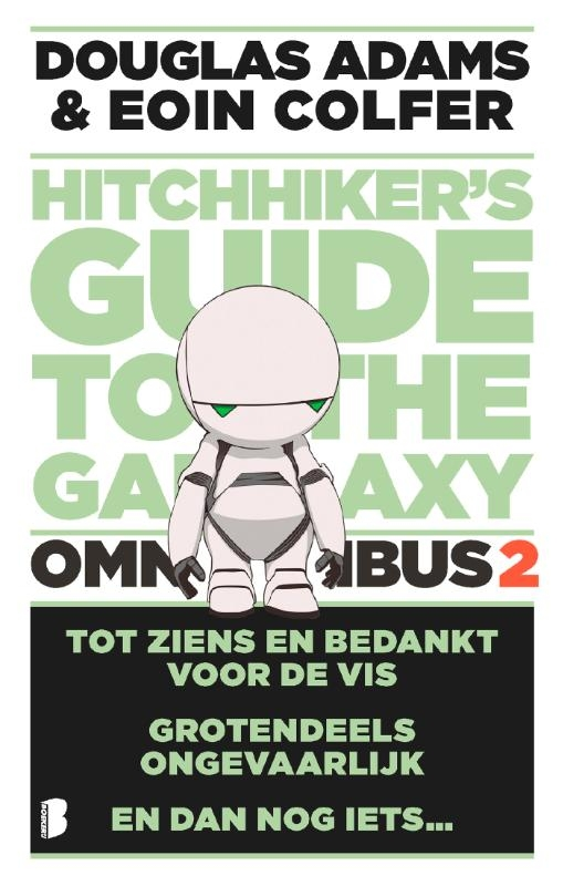 Douglas Adams, Eoin Colfer,The hitchhiker`s Guide to the Galaxy - omnibus 2