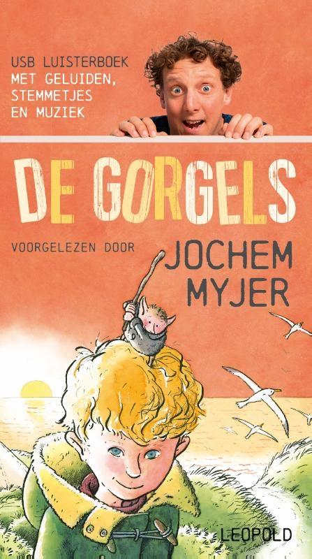 Jochem Myjer,Gorgels USB Luisterboek
