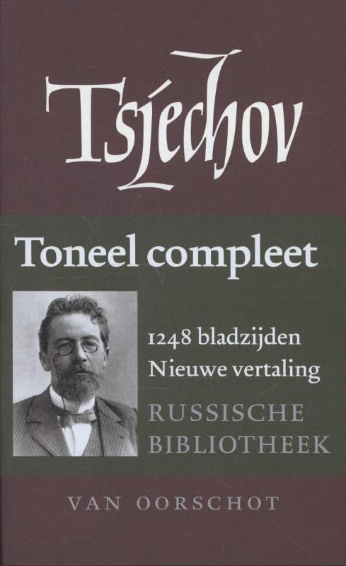 A.P. Tsjechov,Verzamelde werken Deel VI Toneel