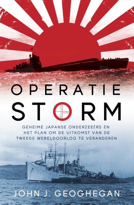 John J. Geoghegan,Operatie storm