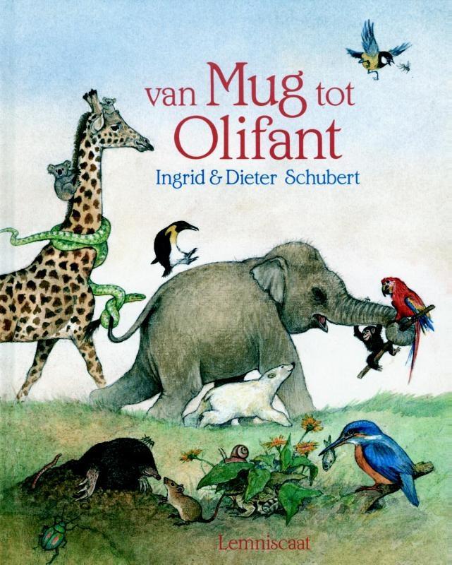 Ingrid Schubert, Dieter&Ingrid Schubert,Van mug tot olifant