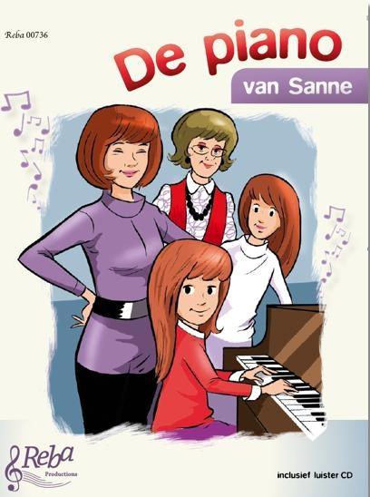 Jeroen van Berckum,De piano van Sanne