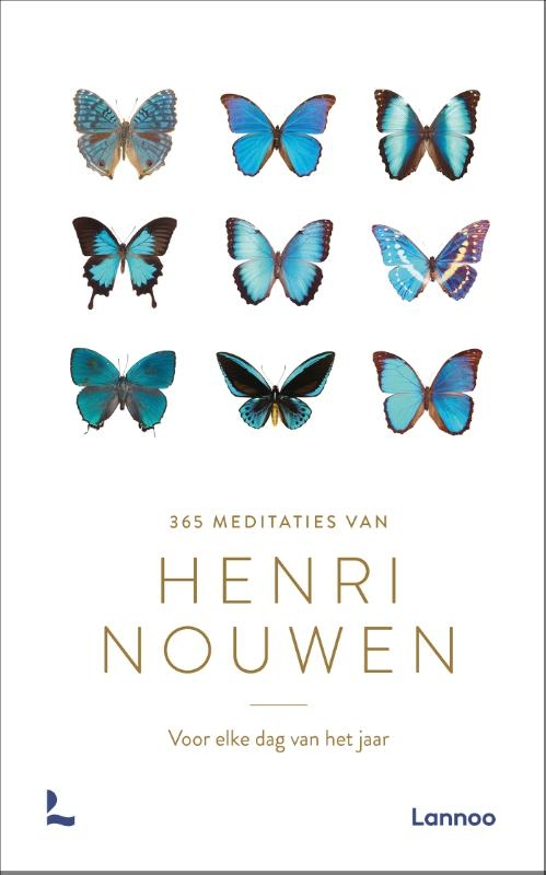 Henri Nouwen,365 meditaties van Henri Nouwen