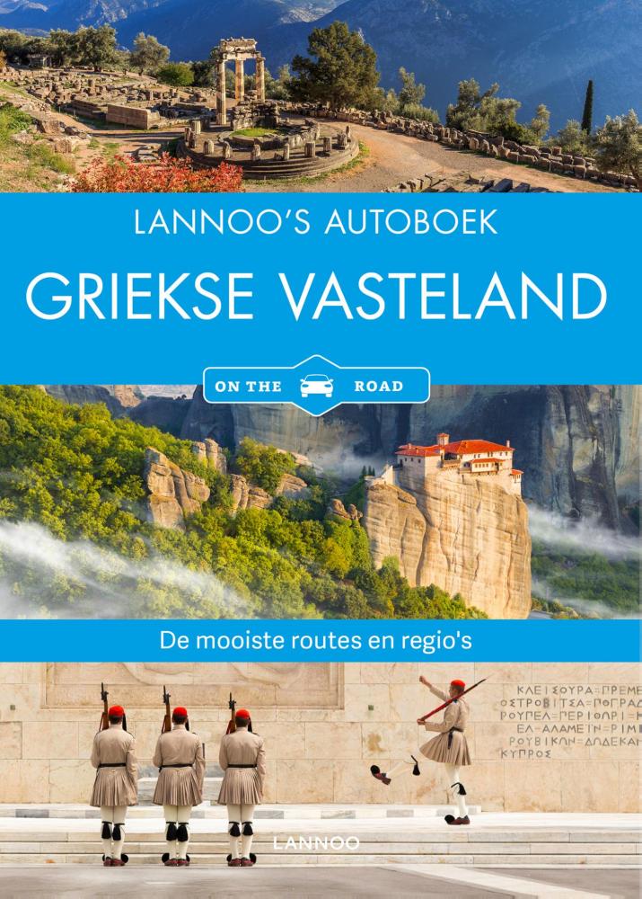 ,Griekse vasteland on the road