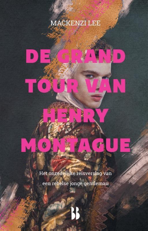 Mackenzi Lee,De grand tour van Henry Montague
