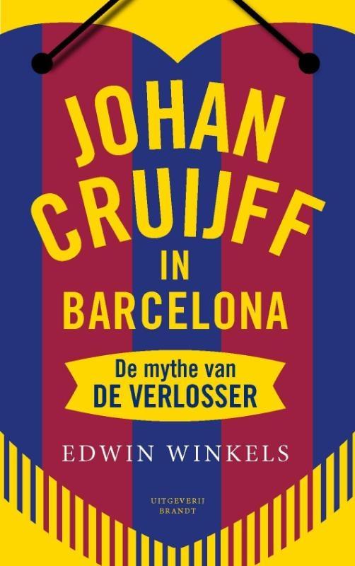 Edwin Winkels,Johan Cruijff in Barcelona