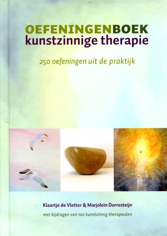 Klaartje de Vletter, Marjolein Dorresteijn,Kunstzinnige therapie