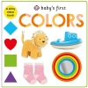 ,Baby`s First Colors