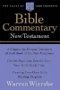 Wiersbe, Warren W.,Pocket New Testament Bible Commentary
