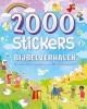 ,2000 stickers Bijbelverhalen