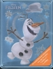 ,Disney Frozen Olaf Happy Tin