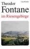 Wörffel, Udo,Theodor Fontane im Riesengebirge
