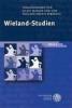 Wieland-Studien 4,Aufsätze - Texte und Dokumente - Diskussion - Berichte - Bibliographie