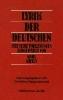 Lyrik der Deutschen,Für seine Vorlesungen ausgewählt von Karl Kraus