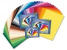 ,tekenpapier Folia assorti 130grs 50x70cm pak 100 vel