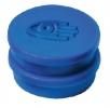 ,Magneet Legamaster 20mm 250gr blauw