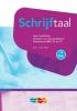 T. de Vries,Schrijftaal Nederlands MBO 2F en 3F Leer/werkboek
