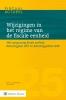J.N.  Bouwman, M.J. de Boer,Wijzigingen in het regime van de fiscale eenheid