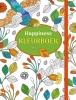 ,<b>Happiness kleurboek</b>