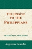 Augustus Neander,The Epistle to the Philippians