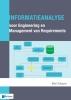 Wiel  Pollaert ,Informatieanalyse voor Requirements Engineering en Management