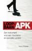 Henny  Driessen ,Loopbaan-APK