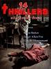Bram  Stoker Edgar Allen  Poe  Charles  Dickens  Guy de Maupassant,14 Thrillers uit de oude doos